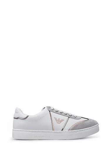 Emporio Armani Ayakkabı Beyaz